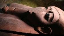 Necropoli di 2500 anni fa nei pressi di Minya