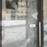 Macerata, attacco al GUS: sfondato il portone del Gruppo Umana Solidarietà