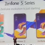 Asus, il nuovo ZenFone 5 a tutto schermo