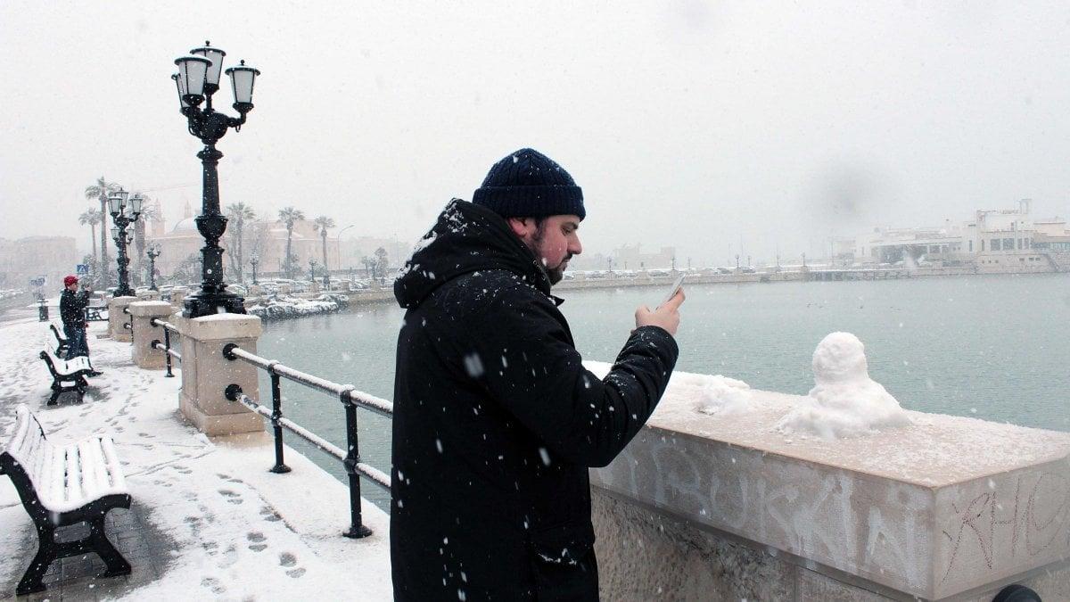 Il gelo siberiano non molla la presa sull'Italia e oggi