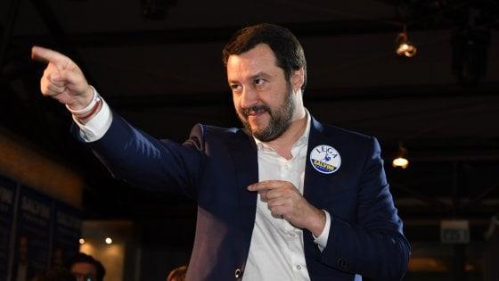 Chiusura della campagna elettorale, possibili tensioni per l'arrivo di Matteo Salvini