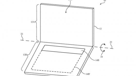 Apple, un brevetto per una tastiera touch dei MacBook