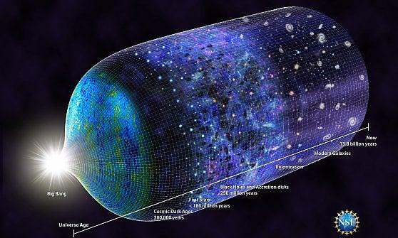 Ecco le prime stelle dell'universo
