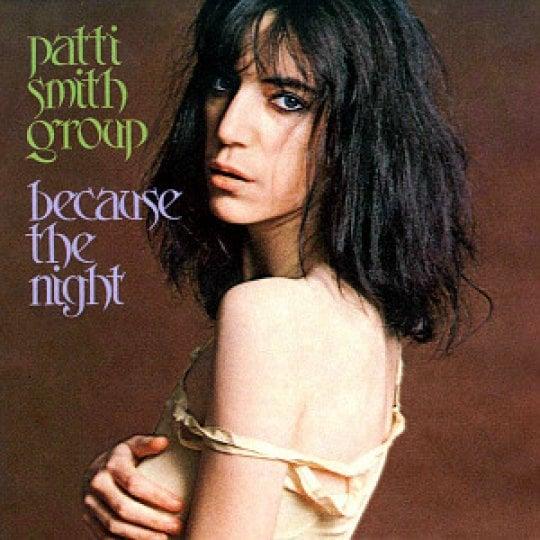 """Patti Smith e 'Because the Night', 40 anni fa il dono del Boss che """"appartiene agli amanti"""""""
