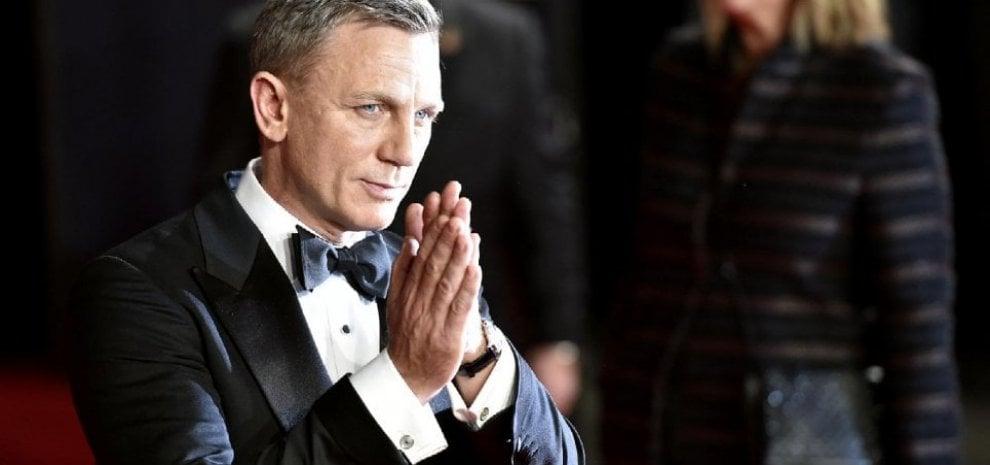 """I 50 anni di Daniel Craig, 'nato in un giornale' e diventato 007: """"Recitare vince le incertezze"""""""