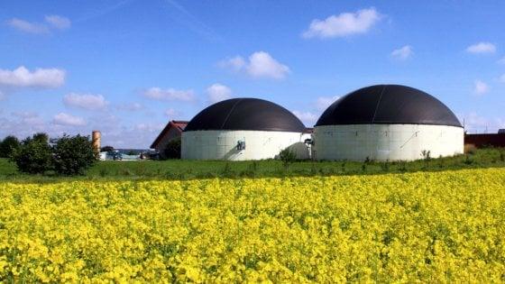 Bruxelles promuove gli aiuti italiani al biometano