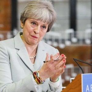 """Brexit, May: """"Nessuno può ottenere ciò che vuole. E la giurisdizione della Corte Ue su di noi deve finire"""""""