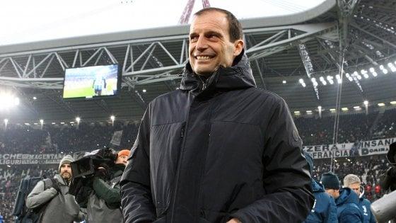 Lazio-Juventus, Allegri: