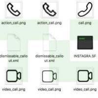 Instagram, avvistate funzioni per le chiamate audio e video