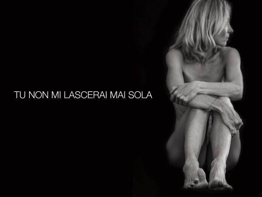 """""""Tu non mi lascerai mai sola"""", una mostra fotografica racconta il Parkinson giovanile"""