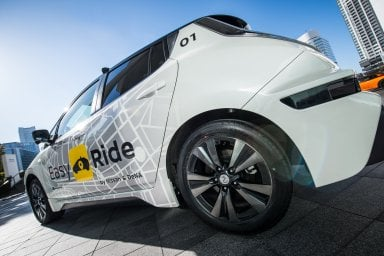 Auto a guida autonoma: adesso arrivano in Italia