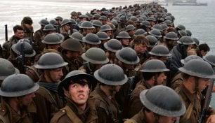 'Dunkirk', il film bellico di Nolan potrebbe spuntarla