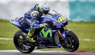 MotoGp, test Losail: si chiude nel segno delle Yamaha, Rossi secondo dietro Zarco