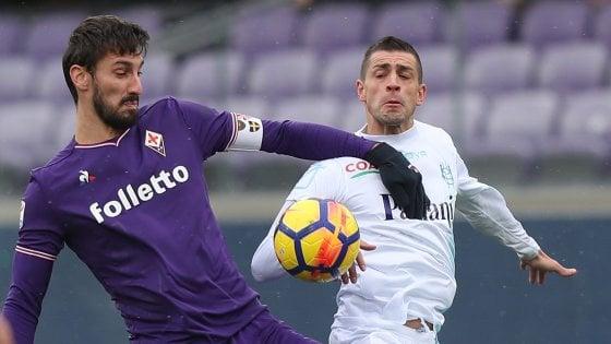 Fiorentina, morto Davide Astori: arresto cardiaco mentre era in albergo a Udine. Rinviata tutta la giornata di campionato