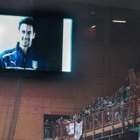 Morte di Astori, le lacrime dei giocatori del Cagliari