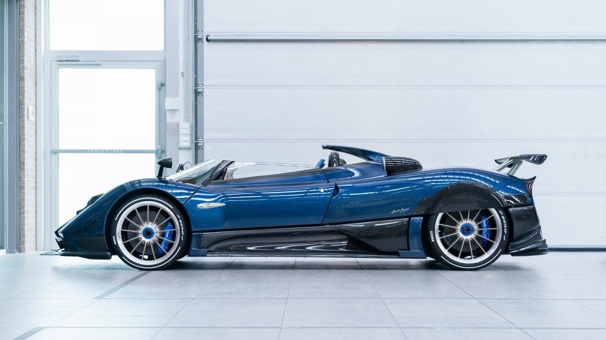 20 milioni: ecco l'auto di serie più cara al mondo - repubblica.it