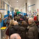 Affluenza: alle 19 ha votato il 58,4%. Il top in Veneto, Umbria, Emilia