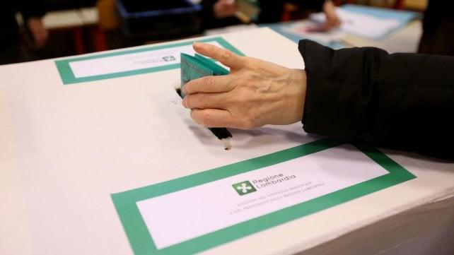 Elezioni Lombardia 2018