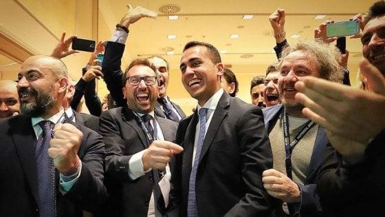 """Elezioni, Pd ammette: """"Sconfitta netta"""". Di Battista (M5S): """"Apoteosi"""". Fi: primo è il centrodestra"""