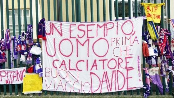 Morte Astori, martedì l'autopsia e giovedì i funerali a Firenze