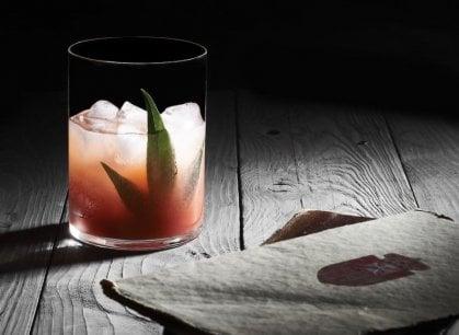 Un intero bosco sul bancone di un bar: nei cocktail bacche, muschi, licheni e cortecce