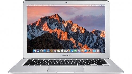 Apple, forse in primavera un MacBook Air economico