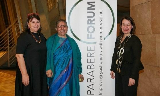 """""""Riportiamo il cibo nel cuore delle città"""": l'appello delle donne al Parabere Forum"""