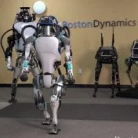 """""""Insegniamo ai robot come anticipare i movimenti degli esseri umani"""""""
