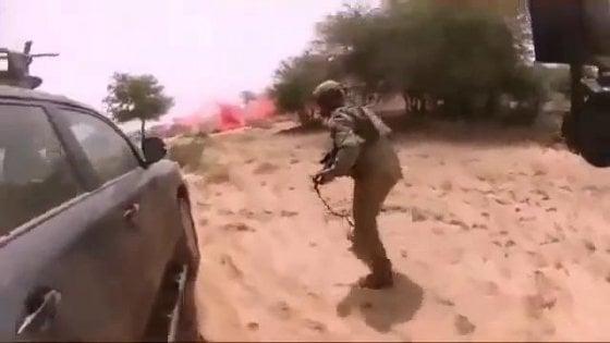 Isis, in un video il colpo di grazia a un soldato Usa in Niger