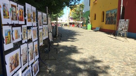 Angoli di Liguria e murales, mercati delle pulci e design. Buenos Aires, il bello della contraddizione