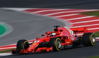 F1, test Barcellona: tanti giri per Vettel, è suo il miglior tempo