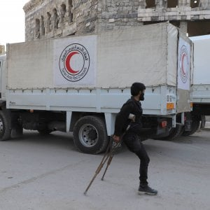 "Siria, l'Onu accusa: ""Nella Ghouta orientale usate armi chimiche"""