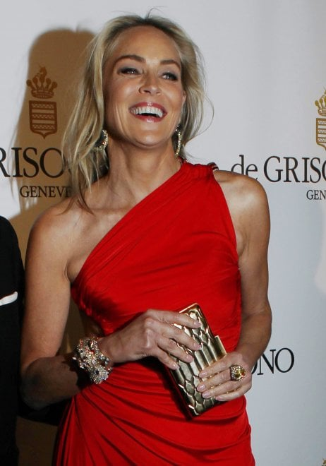 Sharon stone 60 anni di una diva in 60 scatti spettacoli - Diva futura su sky ...