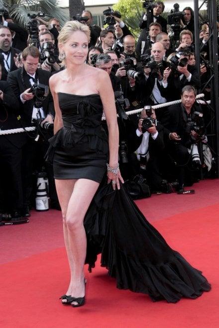 Sharon stone 60 anni di una diva in 60 scatti spettacoli - Le ragazze diva futura ...