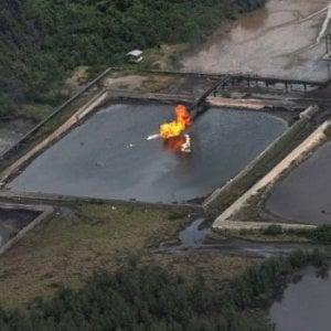 """Nigeria, l'Eni accusato di causare inondazioni, l'azienda: """"Sono fenomeni naturali e forniremo tutti gli elementi"""""""