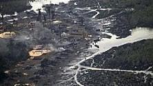 """Nigeria, l'Eni accusato per inondazioni. L'azienda replica: """"Sono fenomeni naturali"""""""