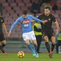 Napoli, lo scudetto passa dal Meazza. Agente Jorginho: