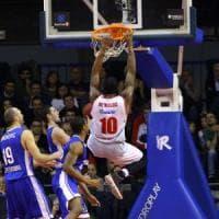 Basket, Eurocup: Reggio Emilia vince e convince, Zenit ko in gara 1 dei quarti di finale