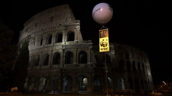 Wwf: il 24 marzo è l'Earth Hour, luci spente e azioni ecosostenibili in tutto il mondo
