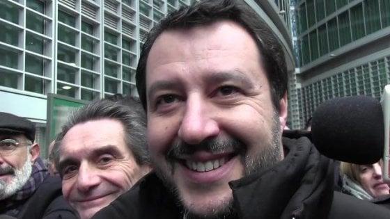 La 'beffa' del Rosatellum alla Lega: Salvini è stato eletto in Calabria
