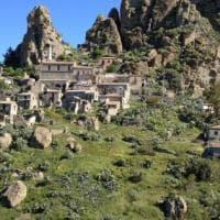 Quel borgo fantasma sull'Aspromonte che rivive con i turisti