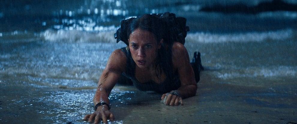 Il ritorno di Lara Croft, è di nuovo 'Tomb Raider'