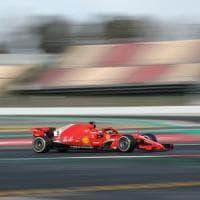 F1, test Barcellona: Vettel vola, polverizzato il record della pista