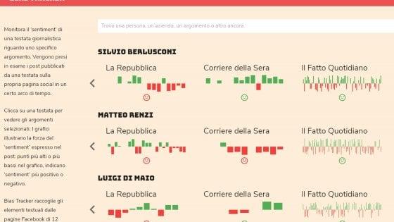 È online Bias Tracker, che ci aiuta a scoprire i pregiudizi sul web