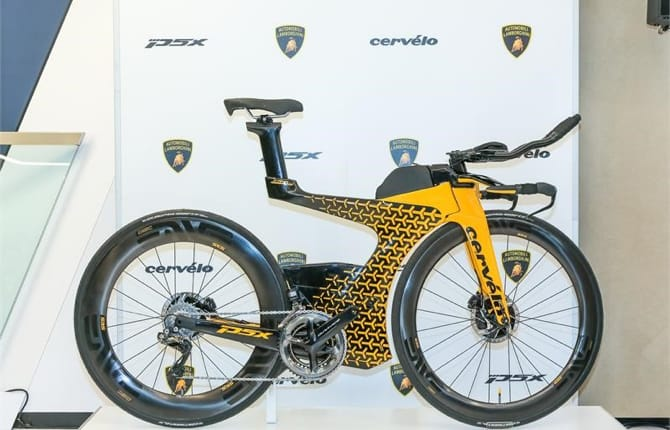 Lamborghini, dalle auto alle bici