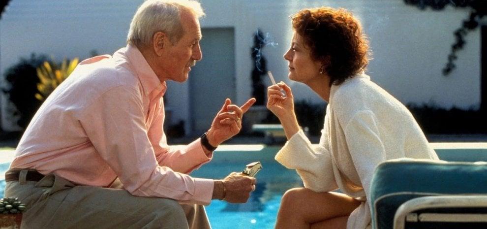 """Susan Sarandon: """"Nel '98 Paul Newman mi diede parte della sua paga"""""""