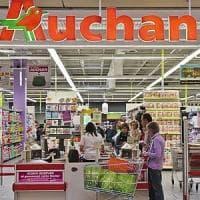 Auchan, frena l'utile per le difficoltà in Francia, Italia e Russia