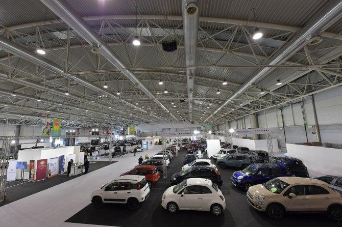 Salone dell'auto usata, a Roma lo show