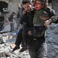 Siria, Ghouta orientale, MSF:
