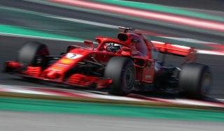 F1, ultimo giorno di test a Barcellona: vola la Ferrari, Raikkonen il più veloce